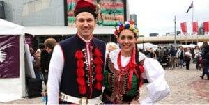 Niezastąpieni konferansjerzy, Monika Paszkiewicz i Daniel Bołkunowicz